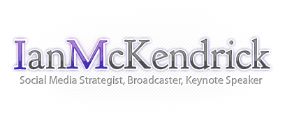 Ian McKendrick | Social Media Strategist and Speaker