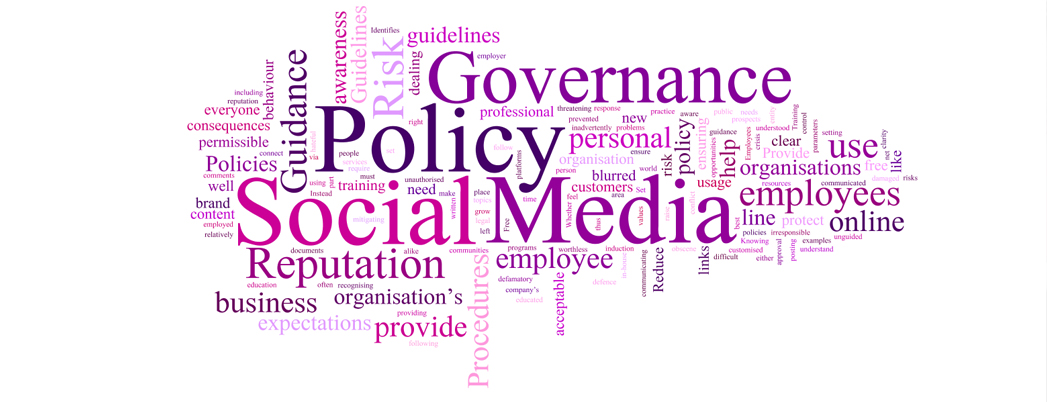 Ultimate List Of Social Media Policies Procedures Governance And