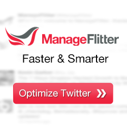 Simple tool to manage Twitter